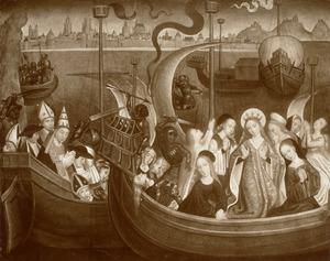 Het martelaarschap van de H. Ursula en haar metgezellinnen