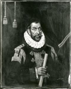 Portret van Willem van Oranje (de Zwijger)