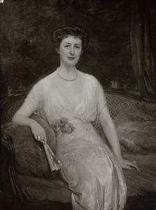Portret van Petronella Francisca Jurgens (1868-1927)