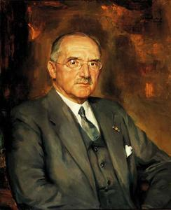 Portret van Ernst Heldring (1871-1954)