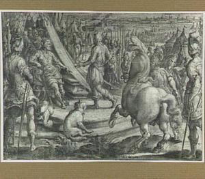 Giovanni de' Medici voor Frans I van Frankrijk
