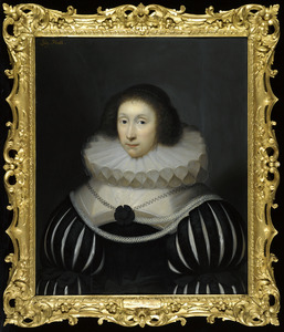 Portret van Margaret Miller, Lady Heath (1578-1647)