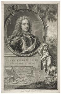 Portret van Johan Willem Friso van Oranje-Nassau (1687-1711)