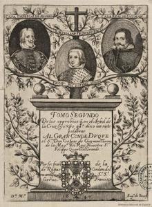 Portreten van Philip IV, Baltasar Carlos en Graaf-Hertog van Olivares