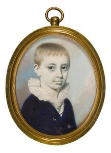 Portret van Carel Anton Ferdinand graaf Bentinck (1792-1864)