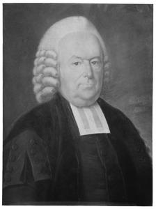 Portret van Johannes van Dijk (1718-1798)