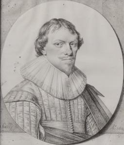 Portret van Gerrit Pietersz Schaep (1599-1655)