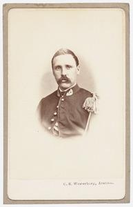 Portret van Gaspar Hugo Quirijn van Kinschot (1830-1899)
