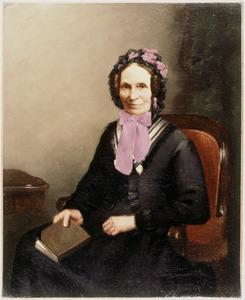 Portret van Maria Cornelia Beeke (1798-1877)