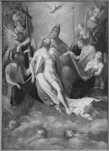 Heilige Drieëenheid als genadestoel
