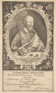 Portret van Emmanuel Sweert (....-1612)