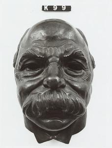 Portret van Heike Kamerlingh Onnes (1853-1926)
