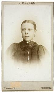 Portret van A. Boon