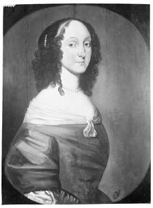 Portret van Beatrix van Brienen (1636-1717)