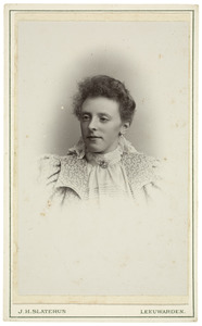 Portret van Fettje van der Hem (1876-1936)