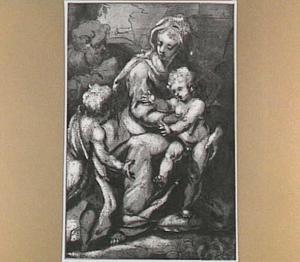 H. Familie met Johannes de Doper