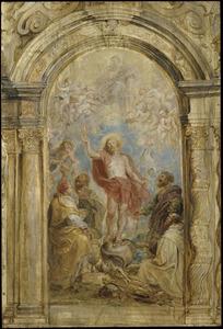 De triomf van de Eucharistie