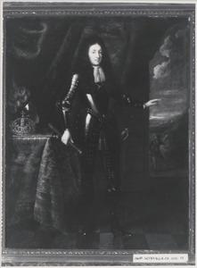 Portret van waarschijnlijk Willem III van Nassau (1650-1702)