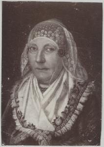 Portret van Eefje Stevendr. Bleeker (1759-1826)