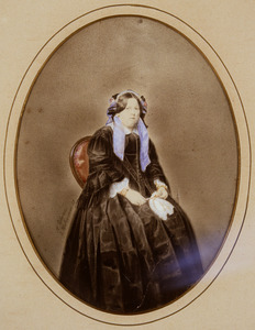 Portret van Helena Catharina van Pelt (1808-1867)