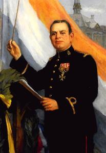Portret van Johan Wierts