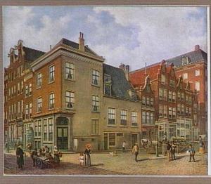 Hoek Kalverstraat-Spui