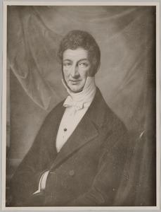 Portret van Pieter van Lennep (1780-1850)