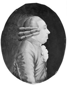 Portret van Hendrik Arnoud Laan (1735-1809)