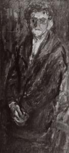 Portret van Dolf Verroen (1928- )