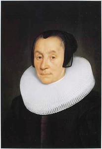 Portret van  Anna Luls  (1578-1657)