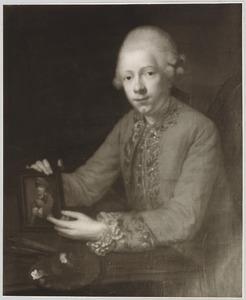 Portret van Jacob Cornelis Sylvius van Lennep (1746-1776)