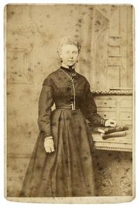 Portret van A.E. Verdam