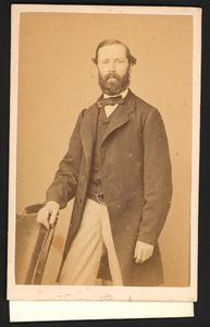 Portret van Epimachus Jacobus Johannes Baptista Cremers (1823-1896)