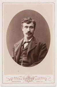 Portret van Francesco Jerace (1853-1939)