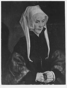 Portret van Sophia van Amerongen