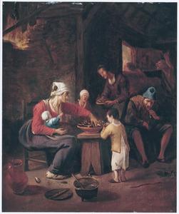 Een hongerige boerenfamilie: de Magere Keuken