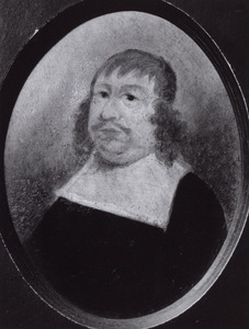 Portret van Allard Aldringa (1610-1665)