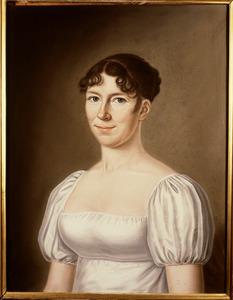 Portret van Arnoldina Aleida Maria Thomassen A Thuessink (1776-1859)