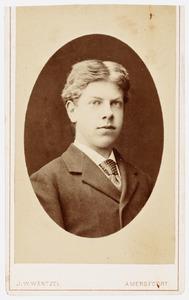 Portret van Willem Frederik Anne van Pestel (1864-1935)
