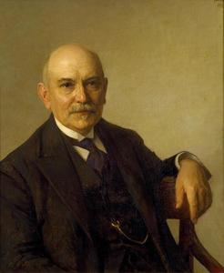 Portret van Willem Hubert Vliegen (1862-1947)