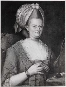 Portret van Margaretha Delia Feith (1725-1801)