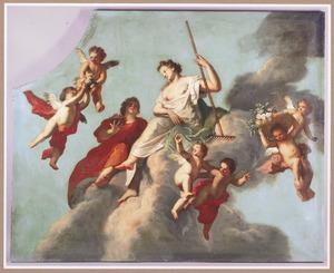 Allegorie op de Lente