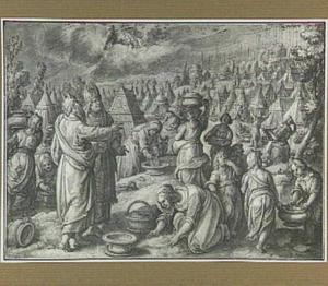 De manna-regen (Exodus 16)