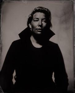 Portret van Anne Dokter