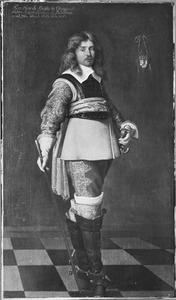 Portret van Hendrik Bielke (1615-1683)