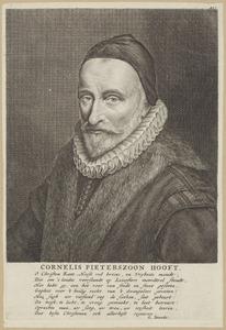 Portret van Cornelis Pietersz. Hooft (1547-1626)