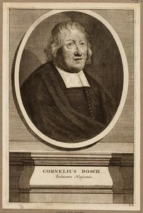 Portret van Cornelis Bosch (1634-1715)