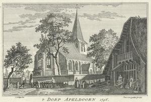 St. Lambertuskerk in Appeldorn (Duitsland)