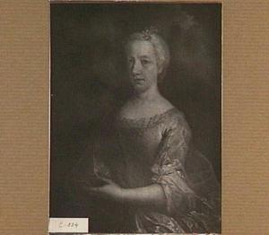 Portret van Helena Gillerdon (1675-1737), echtgenote van Arend Thomée