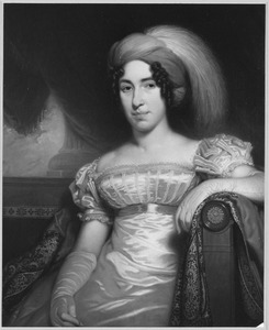 Portret van Cornelia Maria Petronella van der Kun (1784-1832)